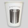 Gobelet en carton personnalisé pour les sodas et autres boissons fraiches
