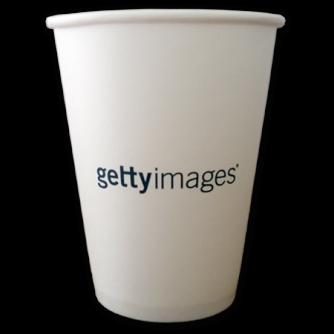 Gobelet en carton personnalisé pour les sodas. 20cl, Getty images