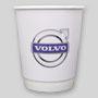 gobelets personnalisés en carton de 20cl double paroi pour boisson chaude