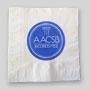 Imprimez vos serviettes papier personnalisées avec votre logo. Impression de serviettes en papier pas cher.