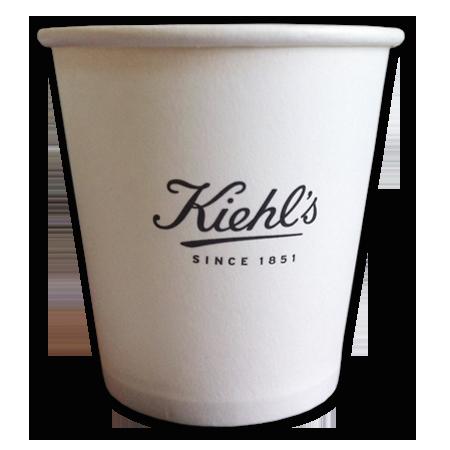 gobelet en carton personnalis pour le caf 10cl kiehls - Gobelet Personnalis Mariage