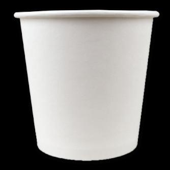 gobelet expresso 10cl en carton blanc