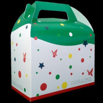 Boîte à emporter, lunch box personnalisée,  Cook & Tray
